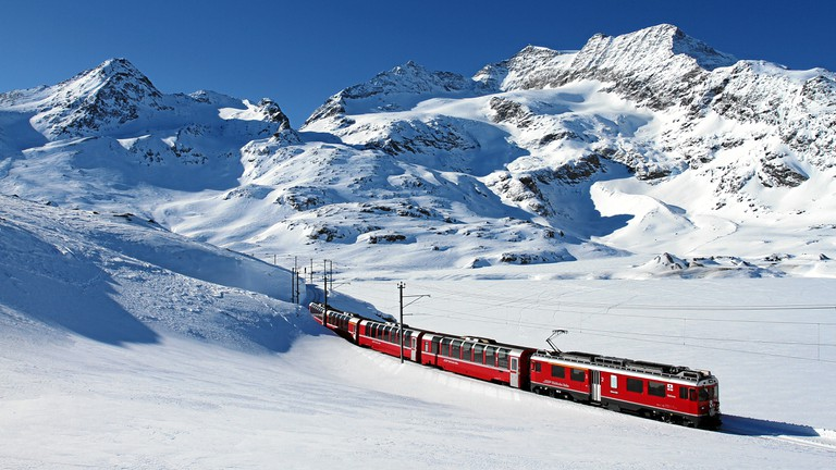 Swiss Travel Pass